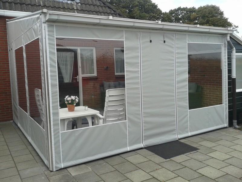 Panelen voorbeelden te velde - Te vergroten zijn huis met een veranda ...