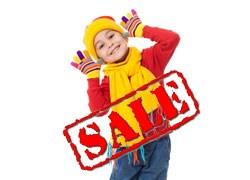 SALE Winter (sport) Kinderen