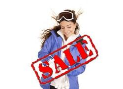 SALE Winter (sport) Dames