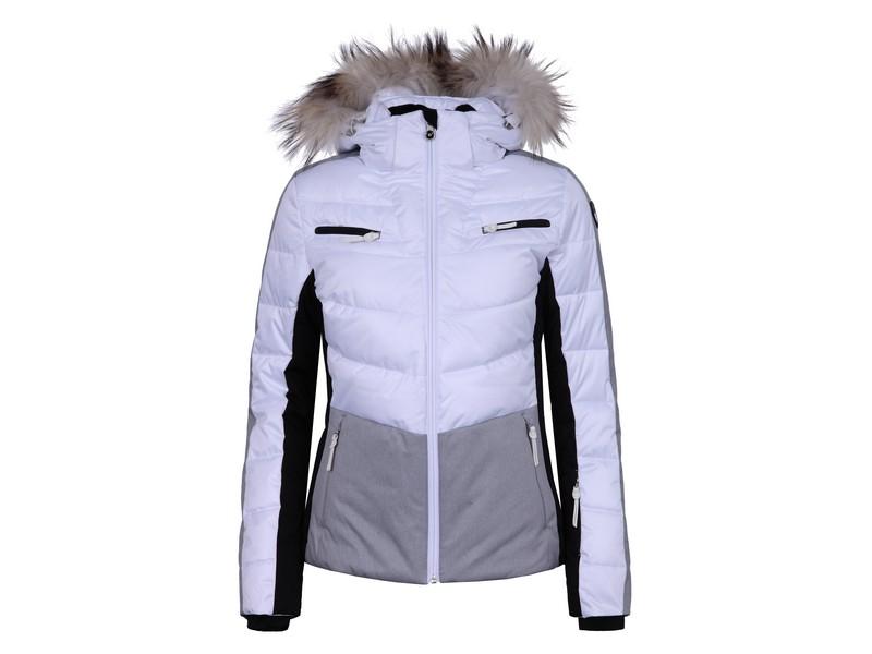 Icepeak Ski Jas dames cathy wit 2018 Te Velde