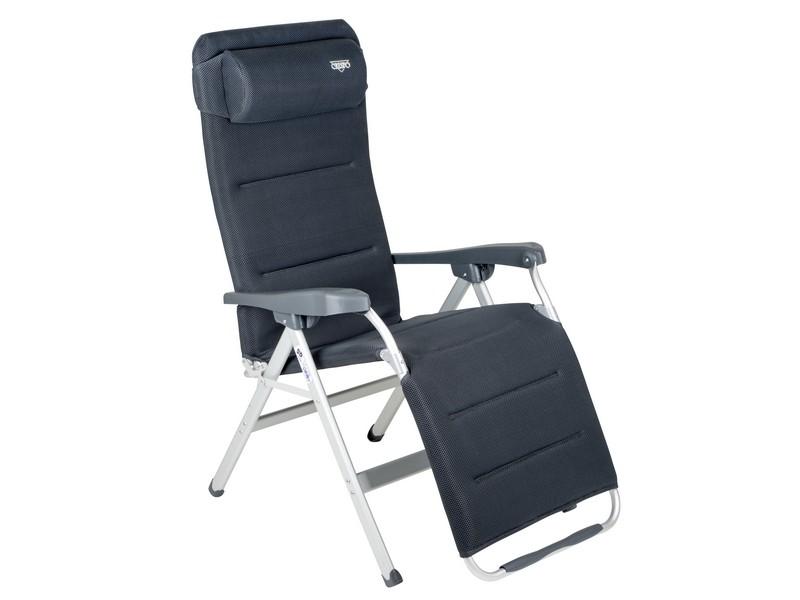 Relax Stoel Buiten : Crespo relaxstoel aa air elite kleur grijs te velde