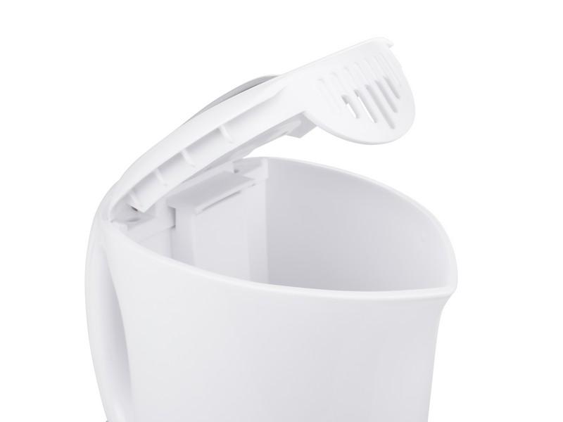 Tristar waterkoker 1 liter 1100 watt wit Te Velde