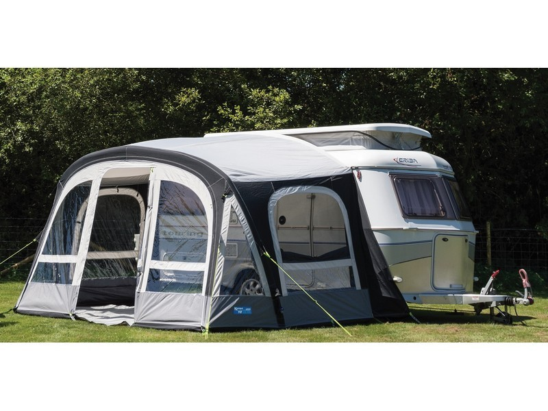 Kampa dometic oppompvoortent Pop 365 air pro trigano serie