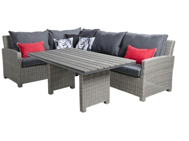 beach7 tuinmeubelen beach7 birdwood lounge dining set. Black Bedroom Furniture Sets. Home Design Ideas