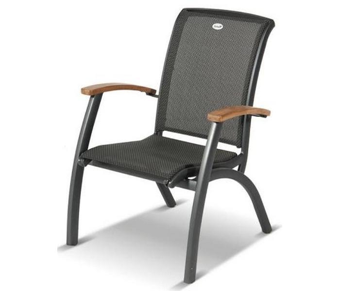 Tuinmeubelen nodig? Hartman Da Vinci standenstoel met Concept (By DTV) teaktafel   Te Velde