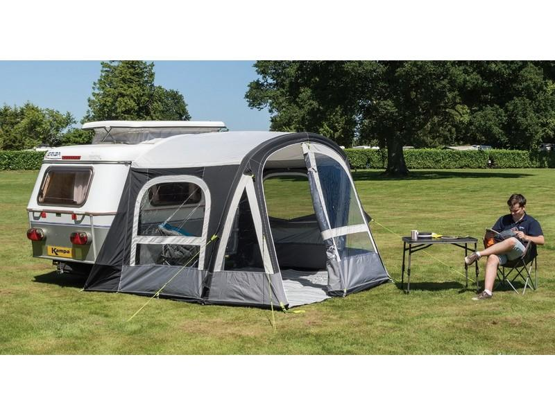 Kampa dometic oppompvoortent Pop 290 air pro trigano serie