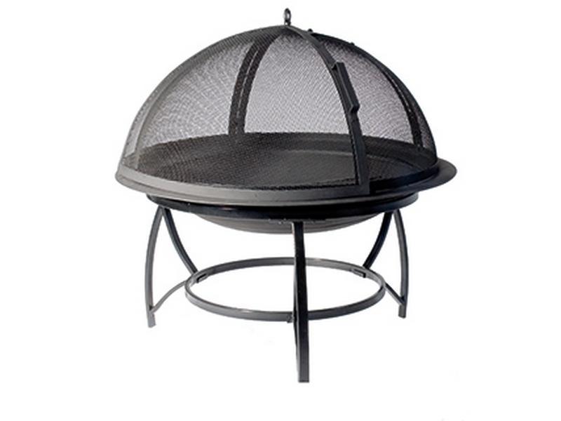 Verwonderend Vuurkorf nodig? Lesli terraskachel vuurkorf Globe - Te Velde KR-18