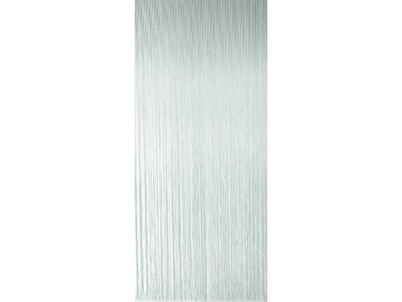 Vliegengordijn PVC spaghetti wit XL, - Te Velde