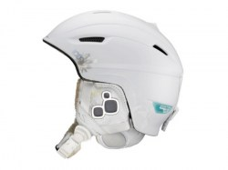skihelm-dames-salomon-icon-custom-air-white-gold