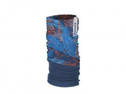 sinner-fleece-bandana-plants-animal-blue-orange