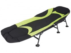 eurotrail-campingbed-queen-zwart-lime
