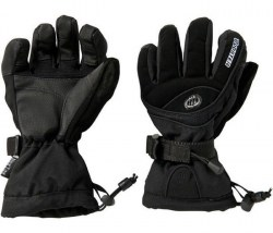 Booster (sinner) heren handschoen Vail black