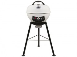 Outdoorchef gasbarbeque City 420 G driepoots vanilla