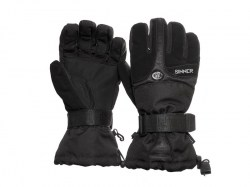 Sinner heren ski-handschoen everest black