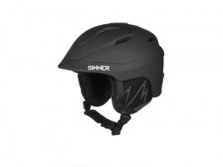 sinner heren skihelm Gallix II matte black