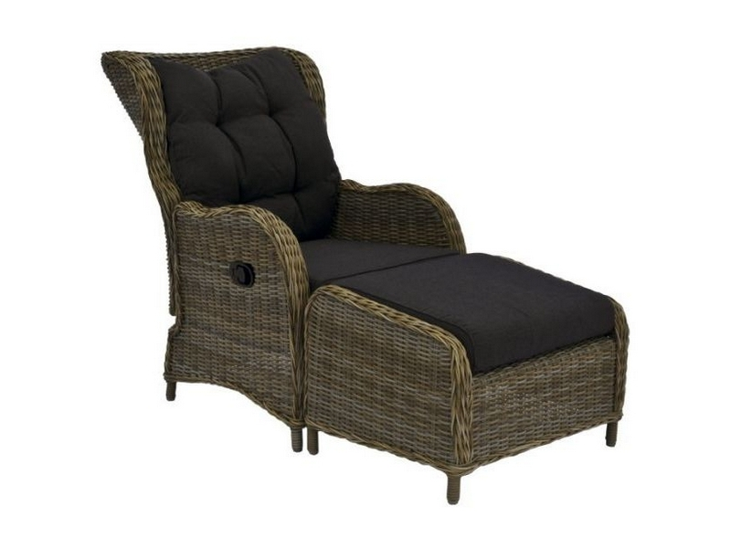 Lounge stoel nodig? Te Velde Riverside Gasveerverstelbare lounge set   Te Velde