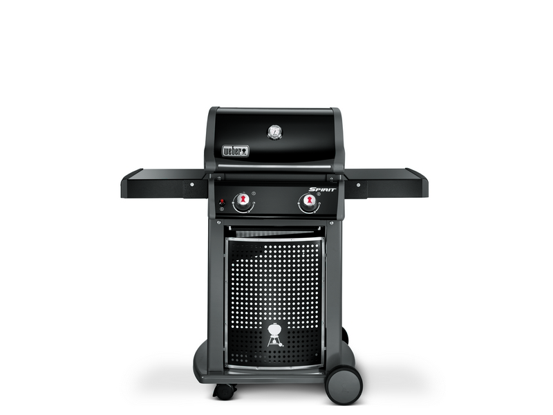barbecue nodig weber spirit e 210 classic black gasbuitenkeuken te velde. Black Bedroom Furniture Sets. Home Design Ideas